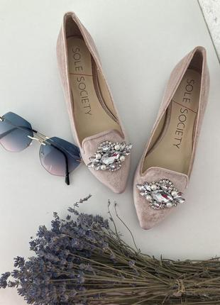 Туфли, туфельки , лоферы sole society