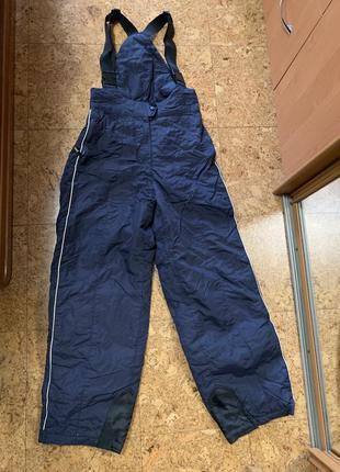 Горно-лыжные штаны/ полукомбинезон kiko