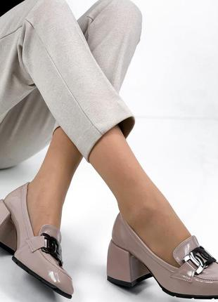 Р. 36-40 кожаные туфли