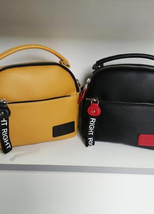 Жіноча сумка саквояж