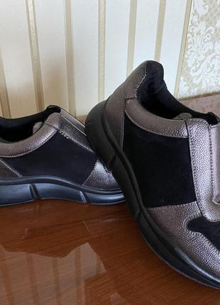 Крутые тёплые осенние туфли 🥿