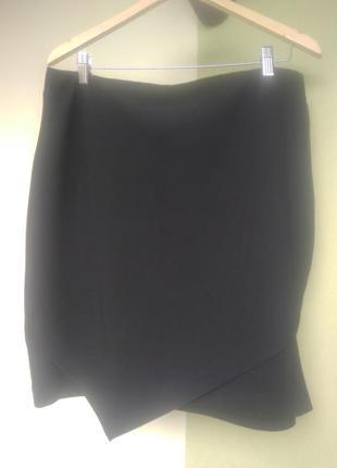 H&m юбка черная