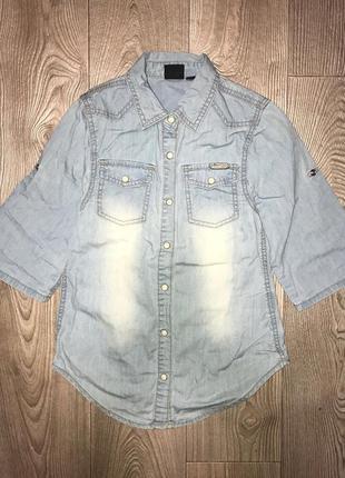 Рубашка. р.140. lab.