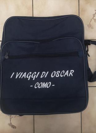Универсальная сумка рюкзак портфель с длинной ручкой