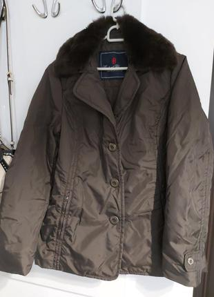 Италия супер куртка как max mara
