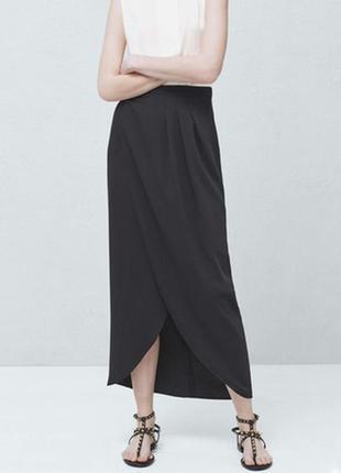 Стильная юбка бренд mango, размер xl