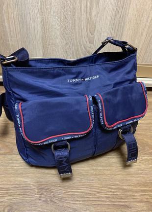 Фирменная сумка tommy hilfiger, оригинал