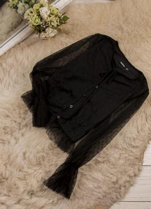 Шикарная блуза от boohoo рр 8 наш 42