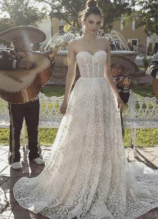 Свадебное платье известной коллекции dominiss