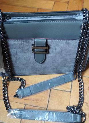 Новая сумка erick style