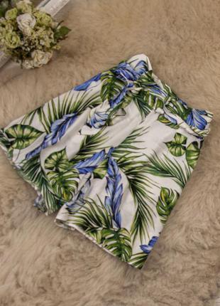Качественные красивые шорты от f&f рр 8 наш 42