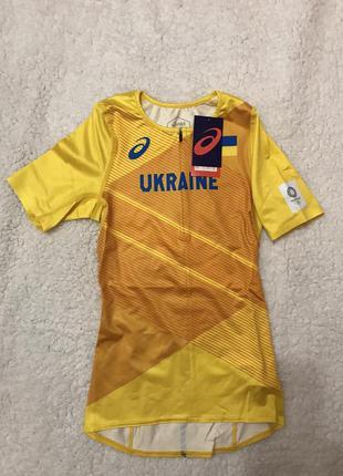 Футболка asics ukraine