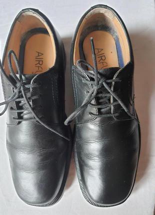 Marks & spencer airflex легкие туфли оригинал кожа 39 р.