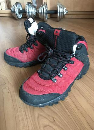 Непромокаемая зимняя обувь
