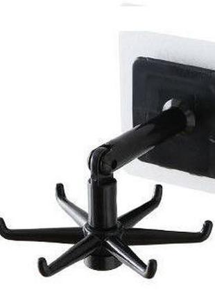 Держатель (крючок) для кухонной утвари вращающийся на 6 крючков