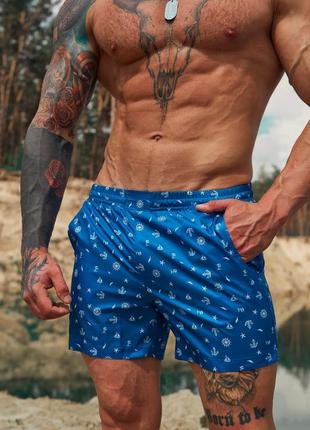 Плавательные шорты с крутыми принтами