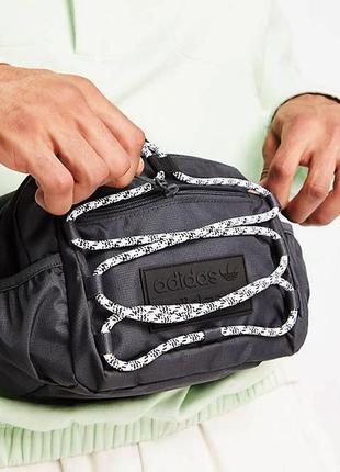 Сумка на пояс плече adidas original r.y.v. waist bag месседжер барсетка оригінал gn2318