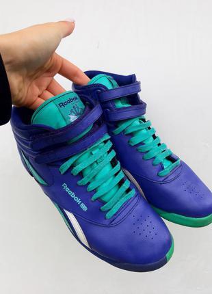 Високі кросівки reebok