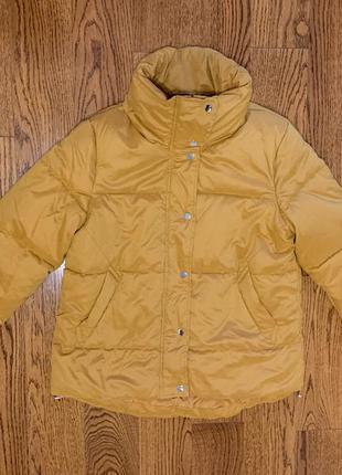 *стеганая зимняя куртка yessica c&a p.42/50/xl