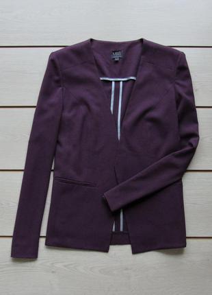 Тонкий пиджак блейзер от marks & spencer