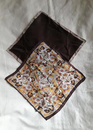 Набор носовой платок носовые платки шелк maddison