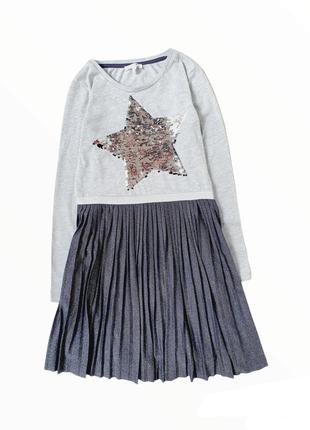 Платье нарядное bluezoo на 11-12лет