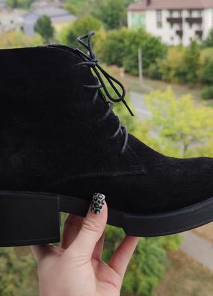 Женские ботинки демисезонные р-р 39, respect