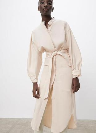 Трендова сукня пудрового кольору від італійськоі 🇮🇪🇮🇪🇮🇪🇮🇪 zara