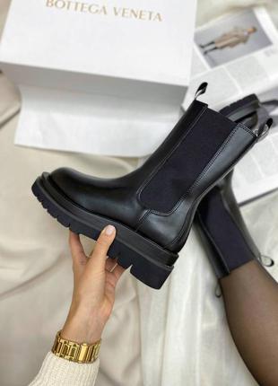 Ботинки bottega veneta lug boots
