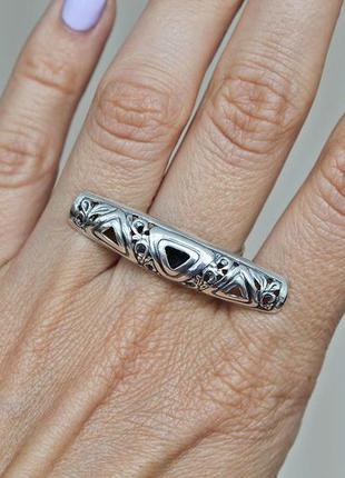 Серебряное кольцо хартов 1397 р.18