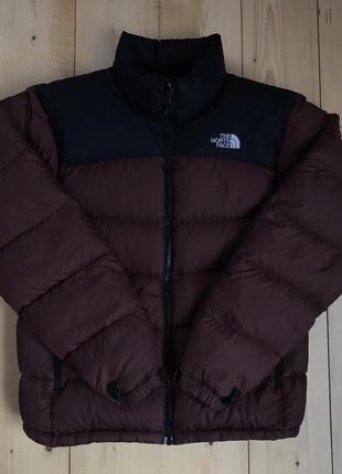 Пуховик куртка the north face  700 розмір s