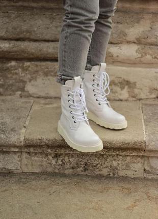 Bottega veneta boots   трендовые женские ботинки ботега весна осень