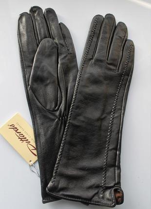 Женские удлиненные перчатки xl (8.5р)