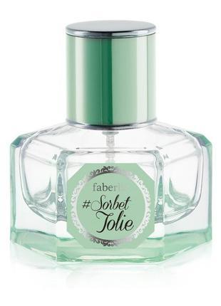 Парфюмерная вода для женщин #sorbet jolie