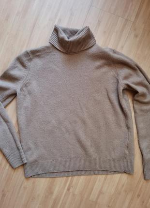 Гольф свитер под горло шерсть