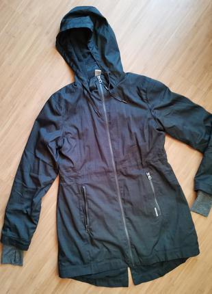 Легкая парка  mandetta дождевик куртка утепленная