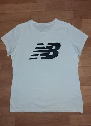 New balance ( оригинал) футболка