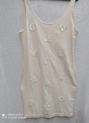 Платье moschino винтаж