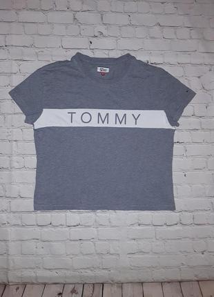 Женская футболка топ tommy hilfiger