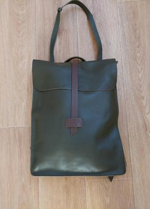 Рюкзак сумка кожа