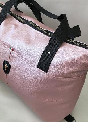 Женская спортивная дорожная сумка,шопер