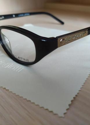 Стильная оправа очки окуляри с флексами lina latini