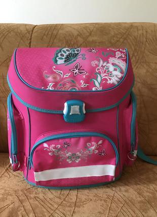 Tiger family ортопедический школьный рюкзак