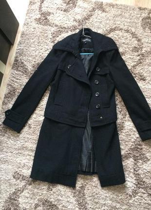 Пальто 2 в 1