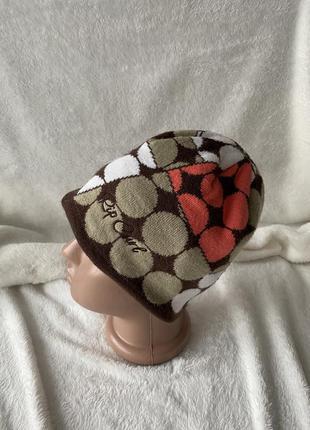 Двусторонняя шапка унісекс