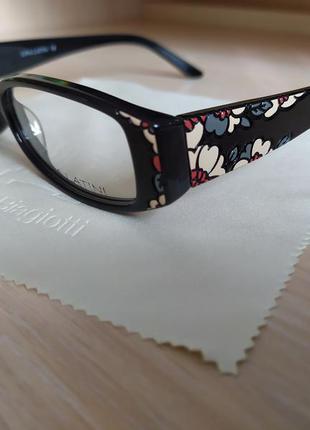 Красивая стильная женская оправа очки окуляри с флексами lina latini