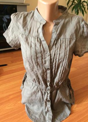 Лёгкая летняя рубашка
