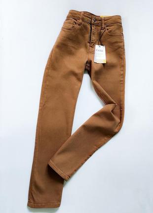 Новые стильные джинсы мом от stradivarius на высокой посадке