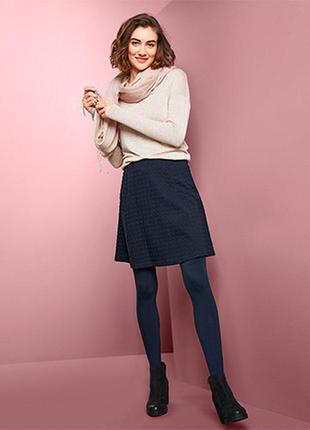Стильная юбка, евро р-р 40-42, tcm, tchibo