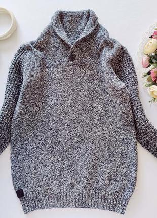 Теплый свитер для мальчика  артикул: 9694 кофта